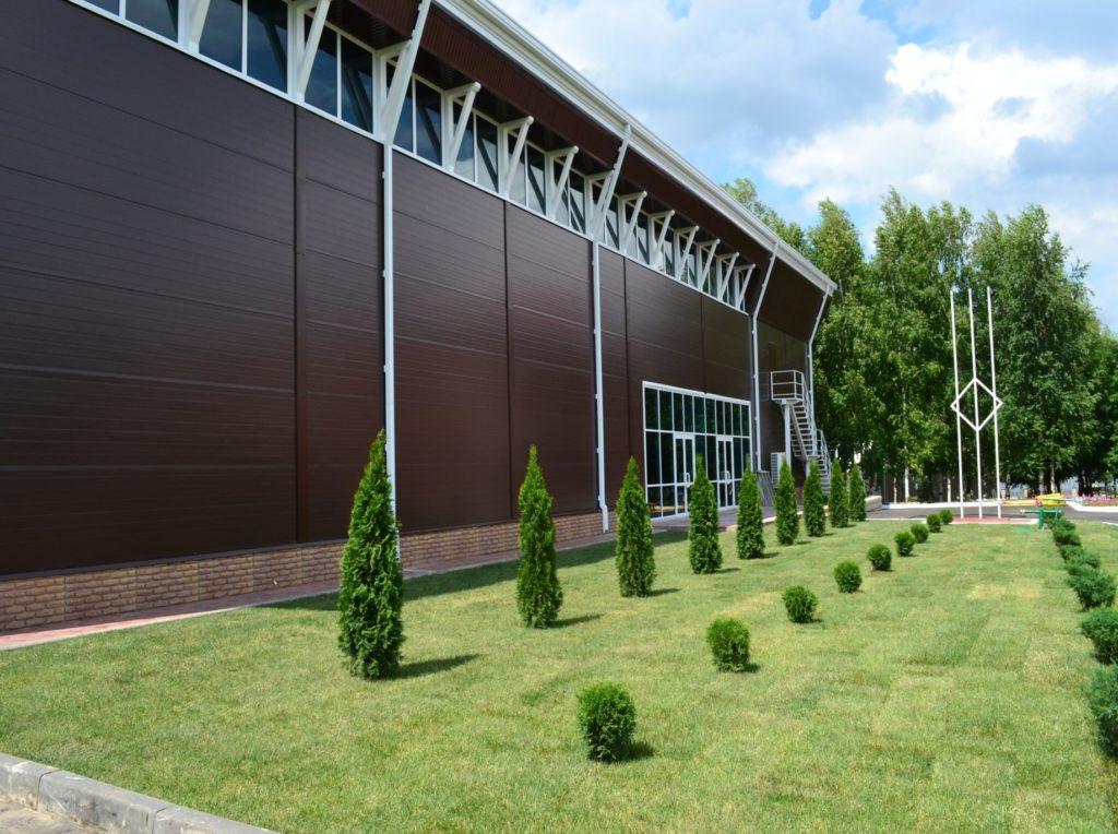 Конференц-зал базы отдыха «Нептун» п. Карабаш