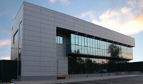 Строительство административно-бытового здания в г.Бугульме