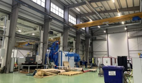 Реконструкция и модернизация здания промышленного назначения площадью 4500 кв.м в г.Бугульме