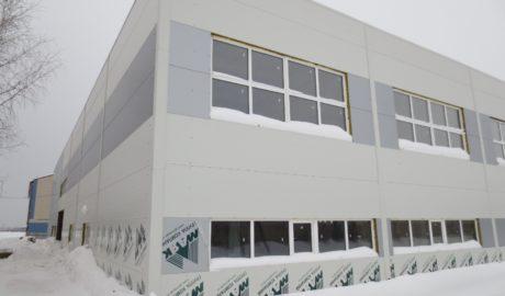 Производственный корпус «ТНГ-Универсал»